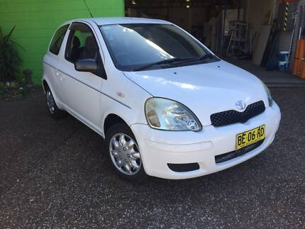 2004 Toyota Echo NCP10R 1.3L 4 CYL Hatch - AUTOMATIC