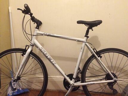 Trek FX 7.1 hybrid bike Chippendale Inner Sydney Preview