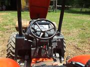 45 hp, 4x4, tractor, Same Solaris 45 Sunshine Coast Region Preview