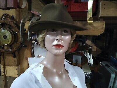 Vintage Mannequin Wolf Vine Greneker Full Body Female Mannequin