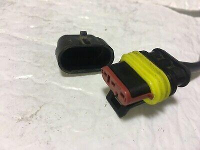 GENUINE GAS GAS 400 450 FSE WIRING LOOM HARNESS REPAIR CONNECTOR PLUG SOCKET 8