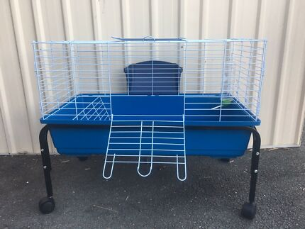 Guinea Pig / Rat cage $90 + $30 for the trolley