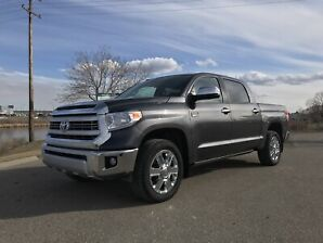 2015 Toyota Tundra 1794 Edition - Excellent Condition