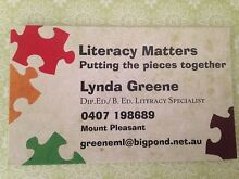 Literacy Matters Tutoring Mount Pleasant Melville Area Preview