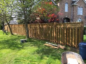 Decks, fencing and general contracting