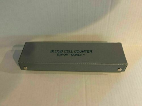 Blood Cell Counter - 8 keys - For haematology - Indian Made
