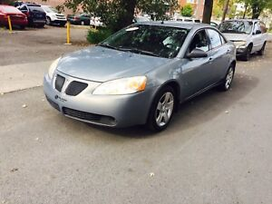Pontiac G6 2008 fully Loaded super clean 2699$ tax included