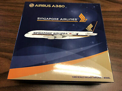 BBOX 1//400 Singapore Airlines A380-800 /'70th Anniversary/' 9V-SKU