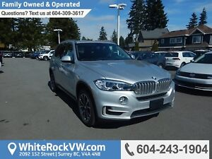 2017 BMW X5 xDrive35i No Accidents, BC Driven, Memory Seat &...