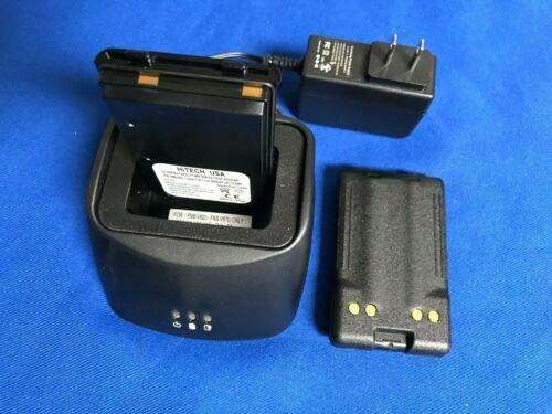 New Pro Charger+2 batteries For VERTEX/YAESU FT-60/VX-110/VX-210/VX420#FNB-V67Li