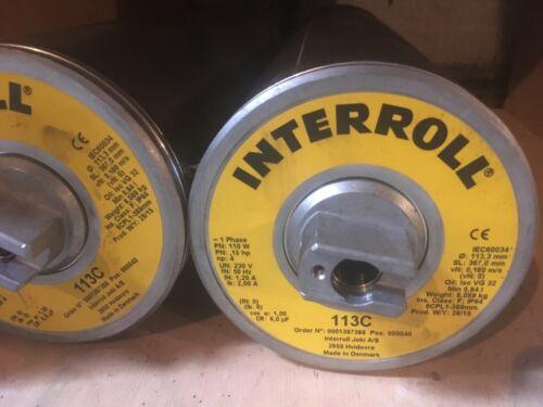 interroll 113C 389mm 1 phase