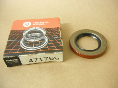 NATIONAL FEDERAL MOGUL OIL SEAL 471766 1.250x2.000x0.250