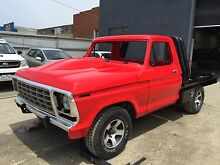 1978 ford f100 custom XLT project car Craigieburn Hume Area Preview