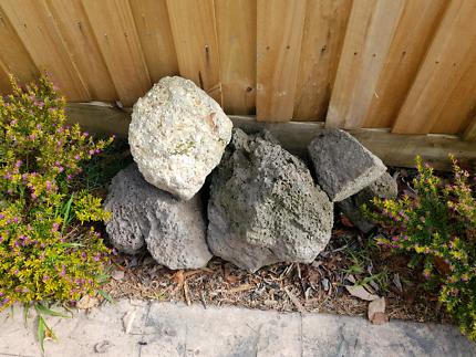 garden rocks for free in Melbourne Region VIC Garden Gumtree