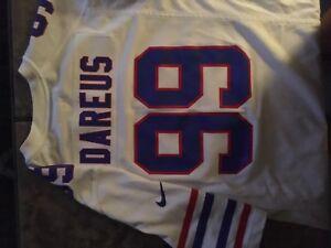 Bills jersey paid 150$
