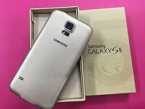 As New Samsung Galaxy S5 GOLD Belmore Canterbury Area Preview