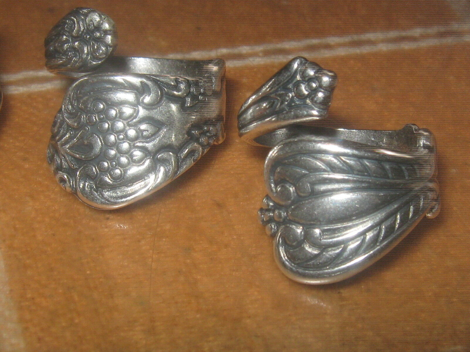 wholesale lot of 5 silver plat... Image 3