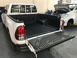 Premium quality Toyota Hilux ute tray bed liners