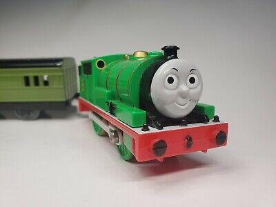 Tomy 1st Generation Talking Percy Thomas Trackmaster