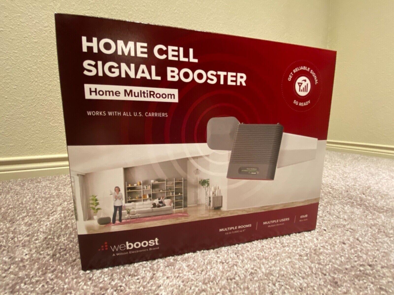 home multiroom cellular signal booster 470144 nib