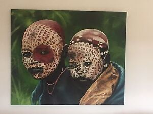 African Art Palmyra Melville Area Preview