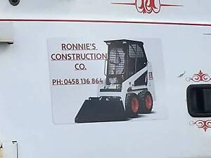 Ronnies Construction Co Rivervale Belmont Area Preview