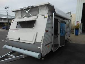 2001 Coromal Excel 505 Single Bed Pop Top Pialba Fraser Coast Preview