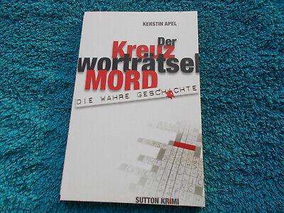 Der Kreuzworträtsel Mord,eine wahre Geschichte aus der DDR 1981 ()