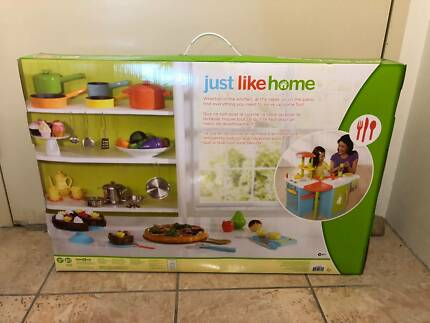 Just Like Home Kitchen Playset by Toys R Us
