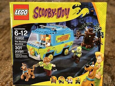 LEGO New Factory Sealed Scooby Shaggy 75902 The Mystery Machine Van US SELLER!