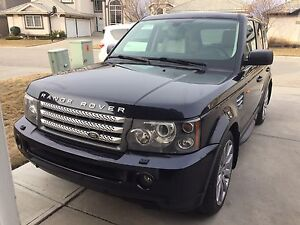 2006 Land Rover Sport Supercharged