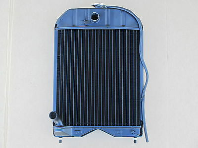 Radiator For Massey Ferguson Mf 135 35 Fe-35