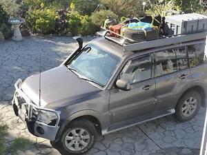 2010 Mitsubishi Pajero Platinum Edition with a lot of EXTRAS CAMP Tuross Head Eurobodalla Area Preview