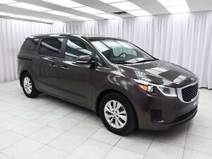 2018 Kia Sedona LX 8PASS MINIVAN w/ BLUETOOTH, HEATED SEATS / ST