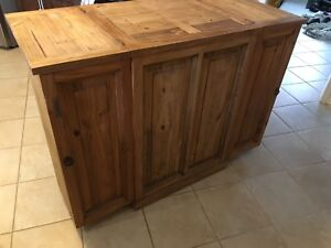 Wooden Bar for sale!