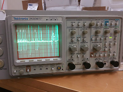 Tektronix 2430ma Portable Digital Storage Oscilloscope