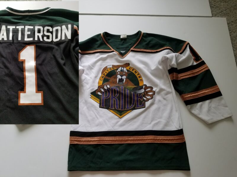 Capital Centre Pride Michigan Mens Small Home and Away Hockey Jerseys Set 2 NAHL