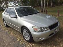 2005 Lexus IS200, ONE OWNER, AUTO, REGO, RWC, LOGBOOKS Kedron Brisbane North East Preview