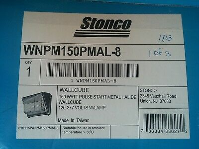 Stonco Light Wnpm150pmal-8 Brand New