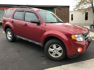 2009 Ford Escape XLT Sport 4WD, 4Cyl, Fully Certified &Etested.