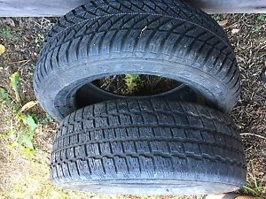 """16"""" winter tires for a car"""