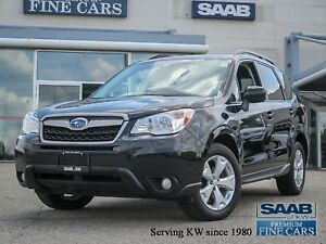 2015 Subaru Forester 2.5i Convenience Pkg / Clean Carproof Verif