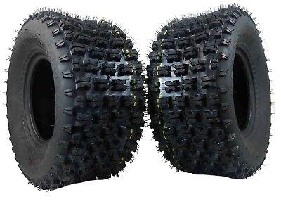 (New HONDA TRX 400EX 2004-2009 MASSFX ATV Sports Rear Tires 20x10-9 20x10x9)