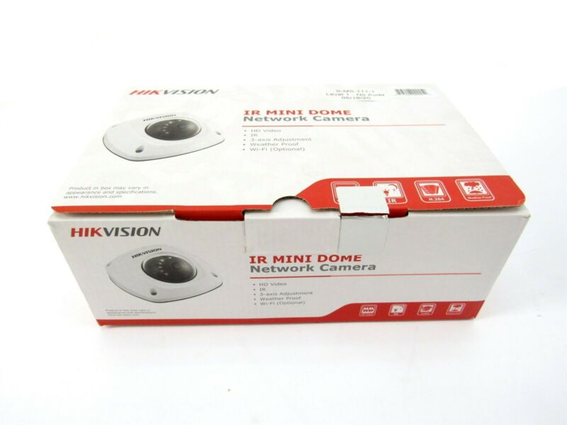 Hikvision DS-2CD2542FWD-IS 4MP Network IP Camera