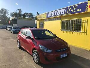 2014 Hyundai Accent ACTIVE 1.6L Automatic Hatchback $9,999 Kenwick Gosnells Area Preview