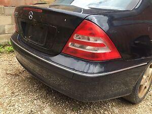 2002 2003 2004 2005 Mercedes C280 parts