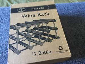 12 bottle Wine Rack (New)
