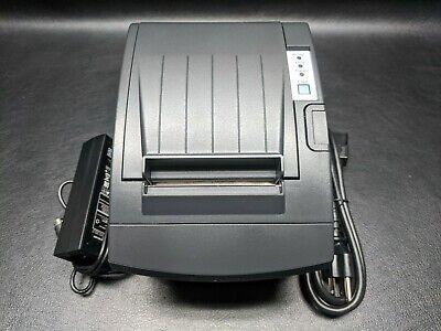 Bixolon Thermal Receipt Printer Srp-350plusiiicosgrdu W Power Supply