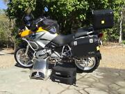 BMW R1200GS Gladstone Surrounds Preview