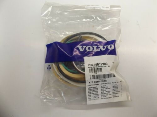VOLVO VOE 15012903 HYDRAULIC CYLINDER SEALING KIT L330C L330D L330E STEERING OEM